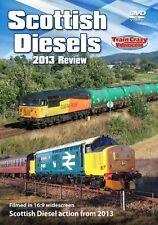 Scottish Diesels 2013 Review  * Railway DVD