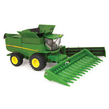 NEW John Deere S680 Combine with Heads 1/64 Scale Die-Cast Metal Replica (45380)