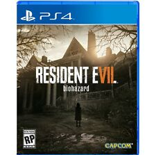 Resident Evil 7 Biohazard (Sony PlayStation 4) Game Disc Only