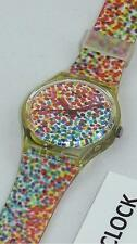 SWATCH-Gand: LOTS OF DOTS. COLLECTORS-SWATCH 2 from 1991. NUOVO/NEW (1)