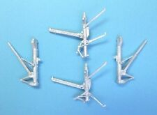 F-14 Tomcat Landing Gear for 1/72nd Scale Hobby Boss Model SAC 72045