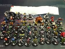 Heroclix Lot Marvel Guardians of the Galaxy #001-032 Plus Some Rares!