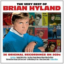 Brian Hyland VERY BEST OF 36 Original Recordings ESSENTIAL Bryan NEW SEALED 2 CD
