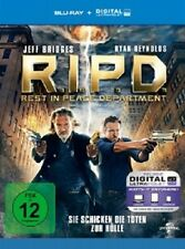 R.I.P.D. BLU-RAY INKL. DIGITAL ULTRAVIOLET RYAN REYNOLDS KEVIN BACON BLU-RAY NEU