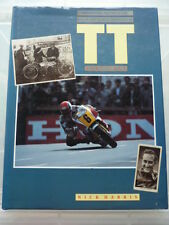 THE MOTOCOURSE HISTORY OF THE ISLE OF MAN TT RACING BOOK, jm