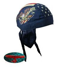 Keep & bear arms bandana pañuelo Headwrap Biker Chopper cap v2 motero Harley EE. UU.