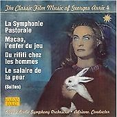 Georges Auric - Classic Film Music of Georges Auric, Vol. 4 (Marco Polo 1999)