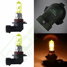 2X 3000K Super Yellow 9005 HB3 Xenon Halogen Bulbs High Beam Light Lamps US