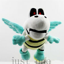 "Super Mario Bro Flying Winged Dry Bones 6"" Plush Stuffed Doll Toy Soft Kid toy A"