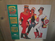 "SALT' N PEPA shake your thang (it's your thing) 12"" MAXI 45T"