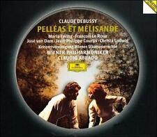 Claude Debussy: Pelleas Et Melisande  CD