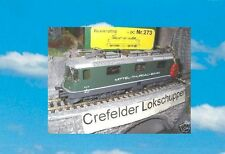 HAG 273 Re 4/4II 21 MThB medium-Thurgau-train; new & original package