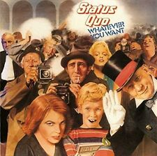 STATUS QUO - WHATEVER YOU WANT (2CD DLX EDT)  2 CD NEU
