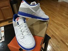Nike Dunk Low CL sz. 12 Jordan True Blue 3 Cement Air SB 304714 119