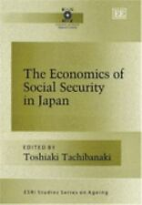 The Economics of Social Security in Japan (Esri Studies Series on Ageing), , , V