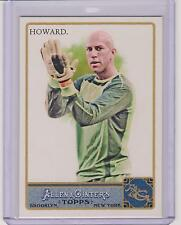 RARE 2011 ALLEN & GINTER GLOSSY TIM HOWARD SOCCER CARD #139 ~/999 FIFA WORLD CUP