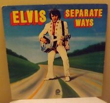 ELVIS - Separate Ways - LP Vinyl - 1972 Pickwick CAS 2611 -Vinyl LP record