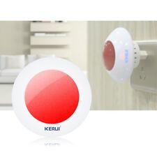 Indoor Alarm Siren Burglar Siren Flash Siren Trobe Siren for KERUI Control Panel