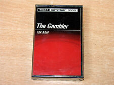 Sinclair ZX81 / Timex 1000 - The Gambler by Timex / MINT / New / Sealed