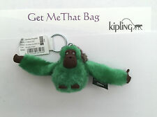 New Kipling Mom/Mother and Baby Monkey Keyring SIEBEN - MOJITO & KHAKI - SPF2016