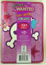 Most Wanted Journal with lined Pages