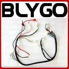 Electric Start Engine Wire Wiring Harness Loom PITPRO Quad Dirt Bike ATV Buggy B