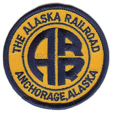 Patch- ARR - Alaska Railroad   #22251 - NEW
