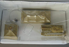 MODEL POWER HO DESERT TENTS FIGURES & TANK accessory train ho u.s. army 666 NEW