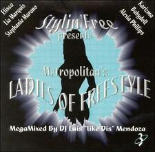 Various Artists: Ladies of Freestyle 3  Audio CD