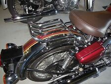 Royal Enfield C5 Rear Luggage Rack Polished Stainless Steel  Z91810