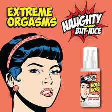 NAUGHTY BUT NICE HOT & HORNY STIMULATING GEL FOR WOMEN – DEEP SEX AROUSAL