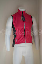 Madison Pursuit Womens Gilet - Pink Size 8