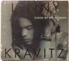 Lenny Kravitz - Stand By My Woman CD Single 4 Tracks SLASH LIVE RARE OOP