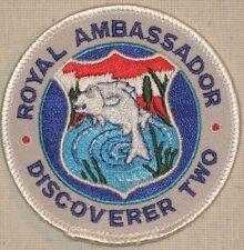 Royal Ambassador Discoverer Two Patch
