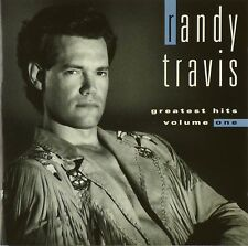 CD - Randy Travis - Greatest Hits Volume One - #A3814