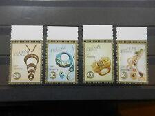 Jordan MNH 2010 Jewlery Stamps