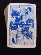 VINTAGE 1920's ADVERTISING PACK of PLAYING CARDS - KNIGHT'S PRIMROSE SOAP