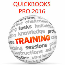 QuickBooks pro 2016-formazione VIDEO TUTORIAL DVD