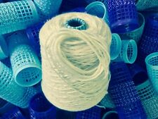 100% Wool Cream Aran Knitting Wool/ Craft Or Shawl/Rug Etc.500 Gram Cone.
