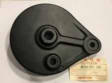 Portaceppi freno post. - Rear Brake Panel  - Honda XL250S NOS: 43100-435-000