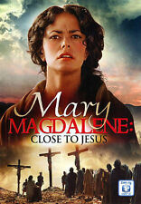 MARY MAGDALENE CLOSE TO JESUS (DVD, 2014) NEW