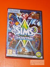 Sims 3 Showtime PC DVD New and Sealed