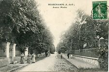 CARTE POSTALE / POSTCARD / BEAUCHAMPS AVENUE MORERE
