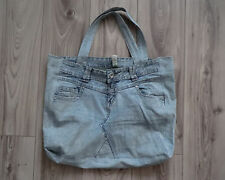 Borsa shopping in Denim fatta da GAP Denim Jeans