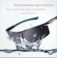 Driving Glasses Polarized Outdoor Sports Men's Sunglasses Goggles Eyewear Glass