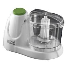 Russell Hobbs 22220 Stainless Steel Durable Dishwasher Mini Chopper - White