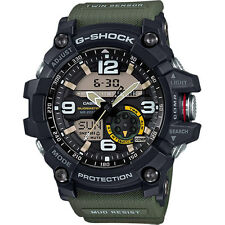 RELOJ CASIO WATCH G-SHOCK MUDMASTER HOMBRE TERMOMETRO MEN 200 M GG-1000-1A3ER