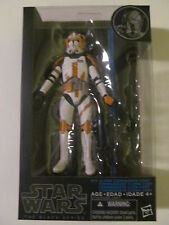 Star Wars: The Black Series - #14 Clone Commander Cody - Sealed