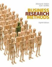 Business Research Methods, 8th Edition (with Qualtrics Card) by Zikmund, Willia