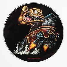 Zombie Hot Rod Wear Willys Gasser Drag Racing Monster Aufkleber Sticker Decal